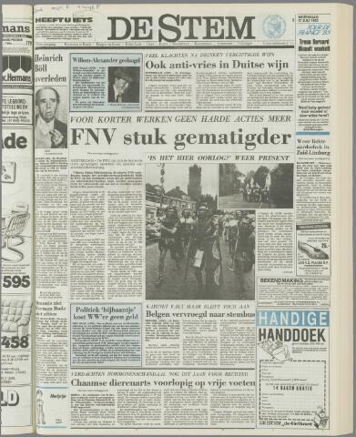 de Stem 1985-07-17