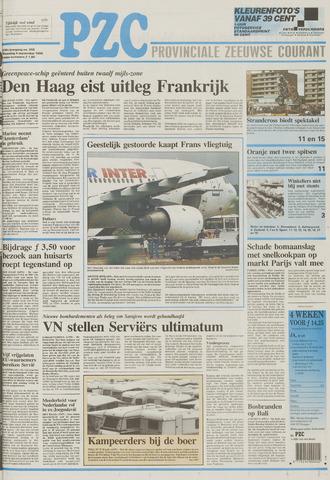 Provinciale Zeeuwse Courant 1995-09-04