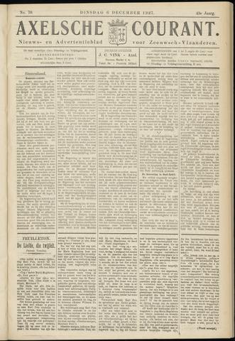 Axelsche Courant 1927-12-06