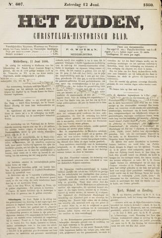 Het Zuiden, Christelijk-historisch blad 1880-06-12