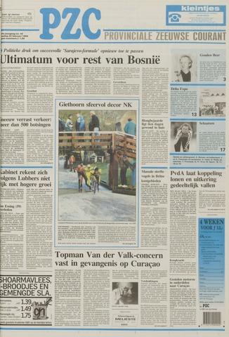 Provinciale Zeeuwse Courant 1994-02-22