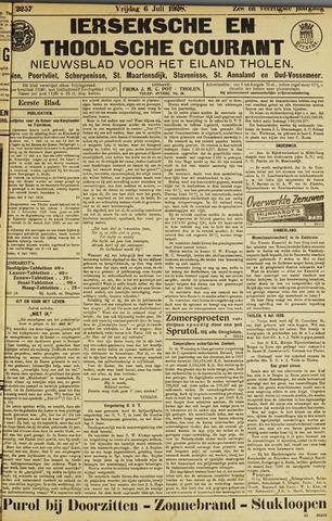Ierseksche en Thoolsche Courant 1928-07-06