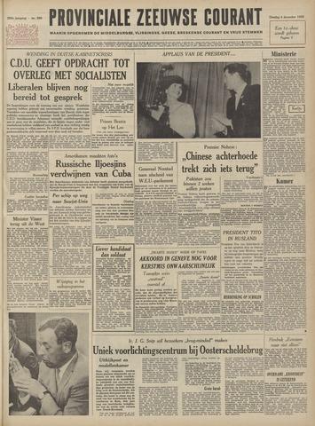 Provinciale Zeeuwse Courant 1962-12-04
