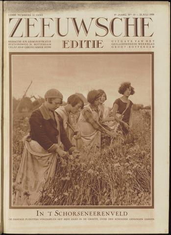Ons Zeeland / Zeeuwsche editie 1930-07-25