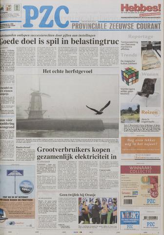 Provinciale Zeeuwse Courant 2005-10-08