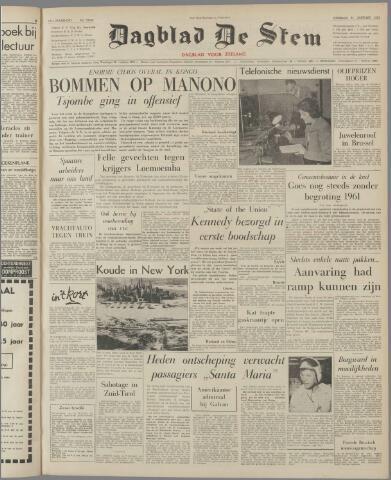 de Stem 1961-01-31