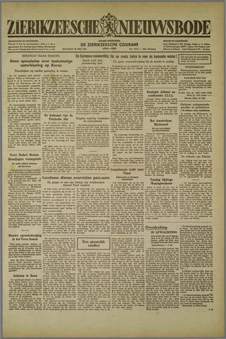 Zierikzeesche Nieuwsbode 1952-05-26