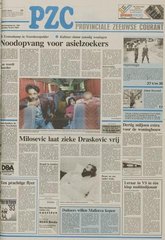Provinciale Zeeuwse Courant 1993-07-10