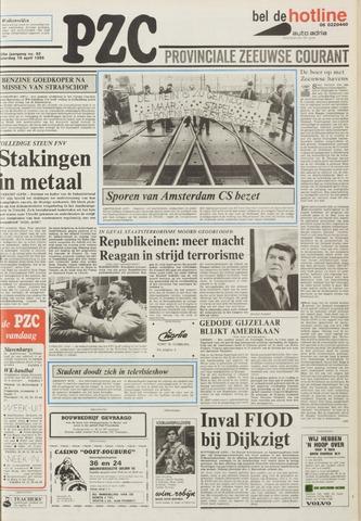 Provinciale Zeeuwse Courant 1986-04-19