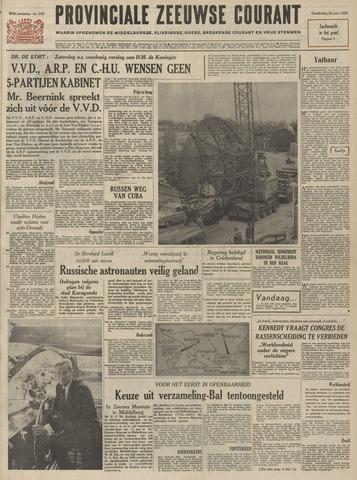 Provinciale Zeeuwse Courant 1963-06-20