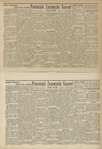 Provinciale Zeeuwse Courant 1945-07-27