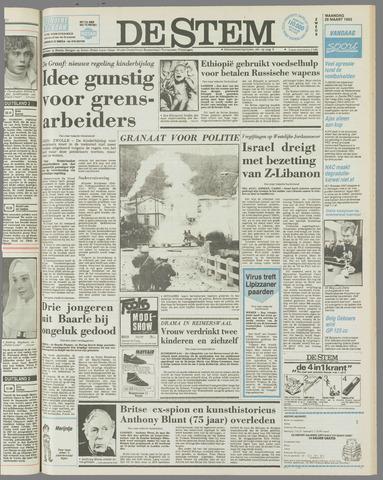 de Stem 1983-03-28