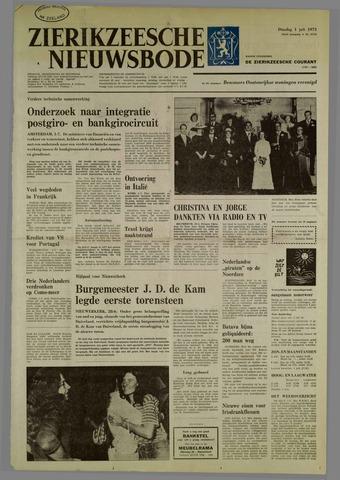 Zierikzeesche Nieuwsbode 1975-07-01