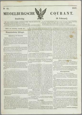 Middelburgsche Courant 1857-02-26