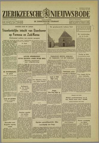 Zierikzeesche Nieuwsbode 1960-06-20