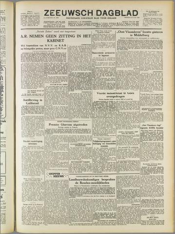 Zeeuwsch Dagblad 1952-07-22
