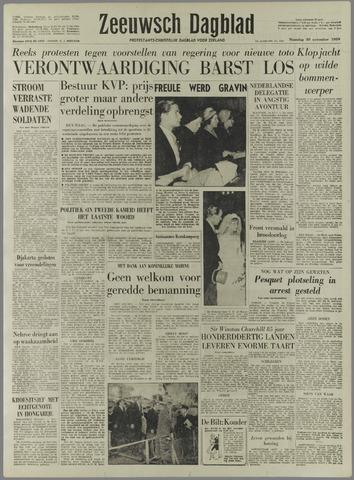 Zeeuwsch Dagblad 1959-11-30