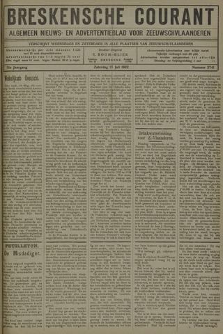 Breskensche Courant 1922-07-15