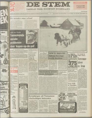 de Stem 1979-01-25