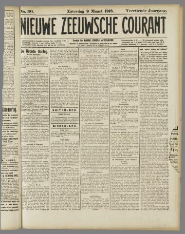 Nieuwe Zeeuwsche Courant 1918-03-09