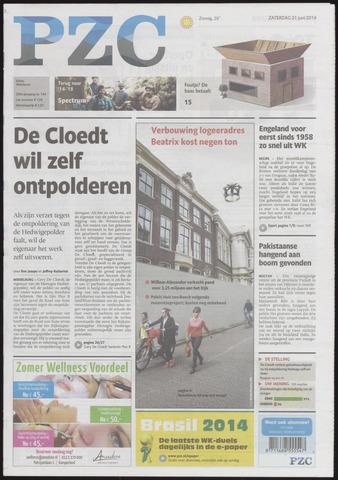 Provinciale Zeeuwse Courant 2014-06-21