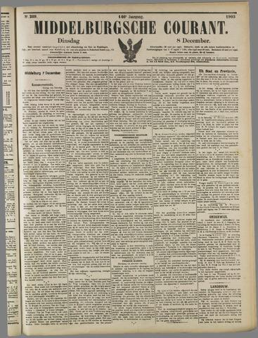 Middelburgsche Courant 1903-12-08