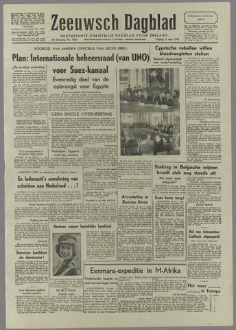 Zeeuwsch Dagblad 1956-08-17