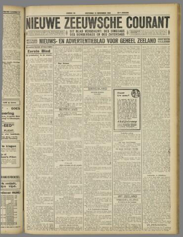 Nieuwe Zeeuwsche Courant 1926-11-13