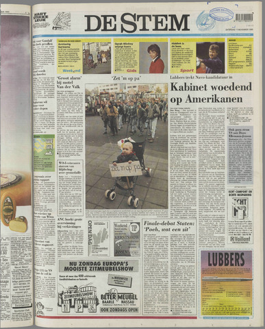 de Stem 1995-11-11