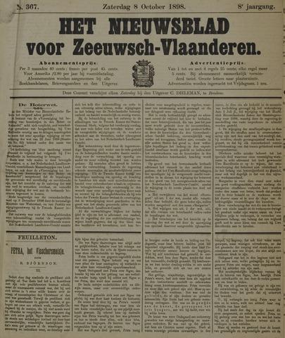 Nieuwsblad voor Zeeuwsch-Vlaanderen 1898-10-08