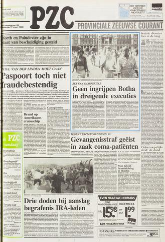 Provinciale Zeeuwse Courant 1988-03-17