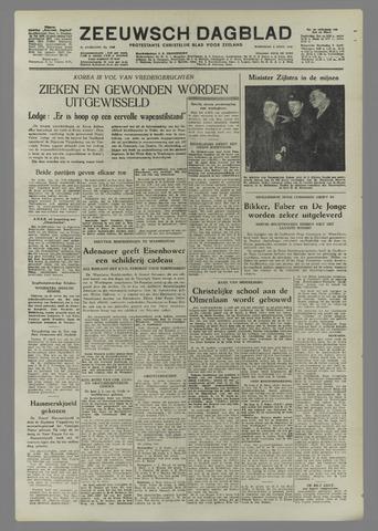 Zeeuwsch Dagblad 1953-04-08