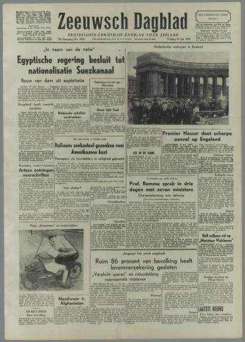 Zeeuwsch Dagblad 1956-07-27