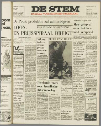 de Stem 1969-01-04