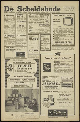 Scheldebode 1961-08-31