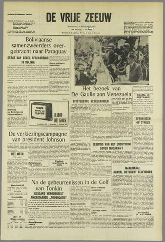 de Vrije Zeeuw 1964-09-23