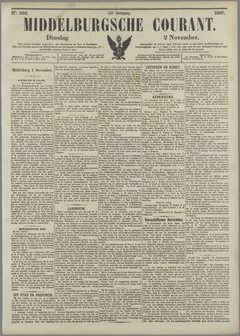 Middelburgsche Courant 1897-11-02