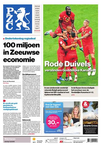 Provinciale Zeeuwse Courant 2018-07-07