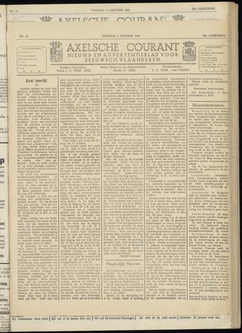 Axelsche Courant 1945-01-09
