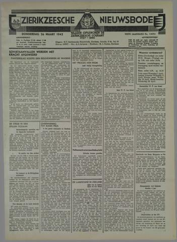 Zierikzeesche Nieuwsbode 1942-03-26