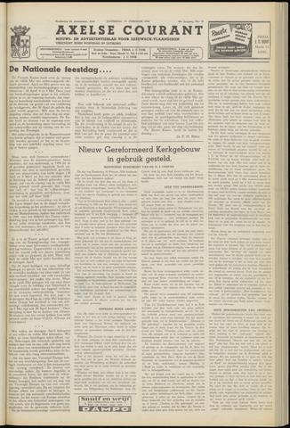 Axelsche Courant 1954-02-13