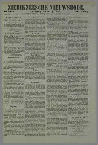 Zierikzeesche Nieuwsbode 1882-07-29