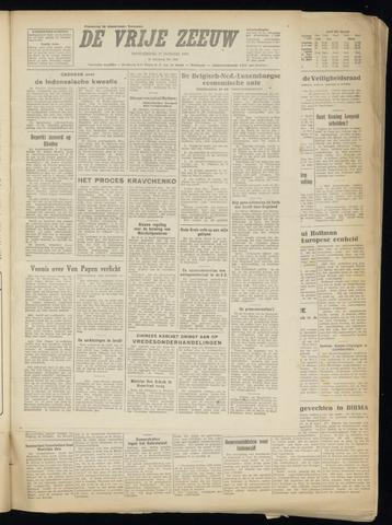 de Vrije Zeeuw 1949-01-27