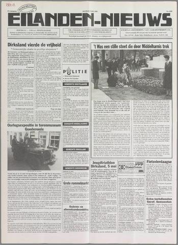 Eilanden-nieuws. Christelijk streekblad op gereformeerde grondslag 1995-05-09
