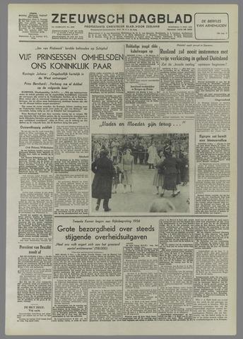 Zeeuwsch Dagblad 1955-11-09