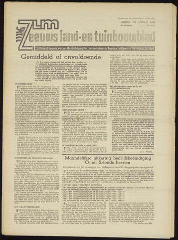 Zeeuwsch landbouwblad ... ZLM land- en tuinbouwblad 1965-01-29