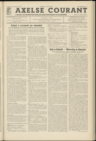 Axelsche Courant 1966-07-16