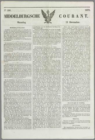 Middelburgsche Courant 1871-12-11