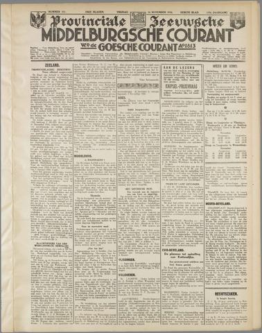 Middelburgsche Courant 1934-11-16