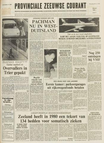 Provinciale Zeeuwse Courant 1972-11-29